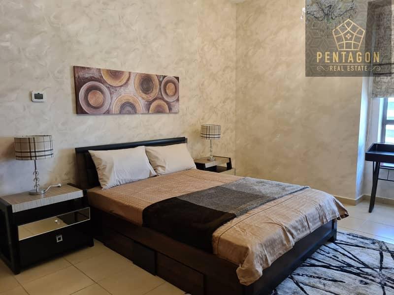 2 Stunning 2 Bed apartment/ premium furnishing/ sea view