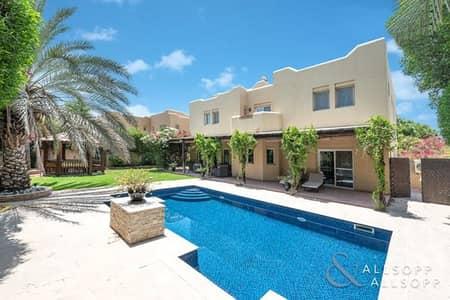 5 Bedroom Villa for Sale in Arabian Ranches, Dubai - Exclusive | Upgraded 5 Bedroom | Terranova