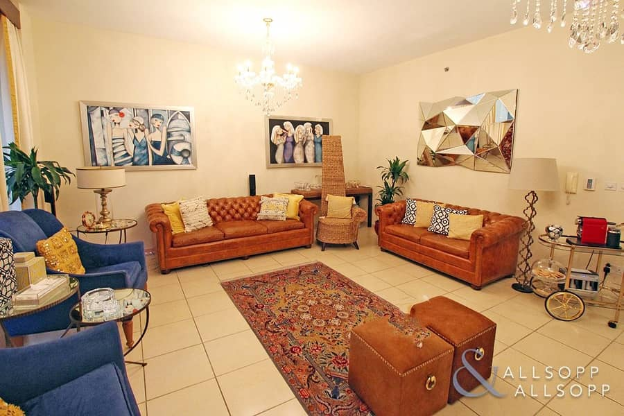 2 Vacant On Transfer | Partial Sea | 3 Beds