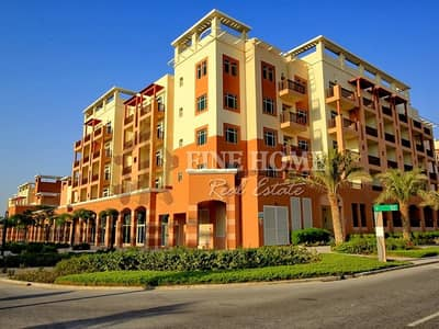 1 Bedroom Flat for Sale in Al Ghadeer, Abu Dhabi - Attractive and clean Apartment in Al Waha