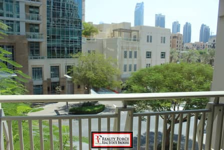 شقة 1 غرفة نوم للايجار في وسط مدينة دبي، دبي - 12 CHEQUES | WELL MAINTAINED UNIT | VACANT