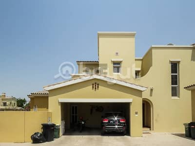 3 Bedroom Villa for Sale in Arabian Ranches, Dubai - Beautiful 3 BHK Type A Palmera 1 Street 1 Villa Available for Sale