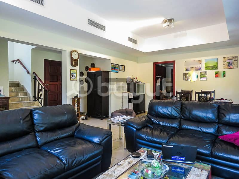 2 Beautiful 3 BHK Type A Palmera 1 Street 1 Villa Available for Sale