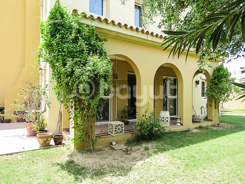 35 Beautiful 3 BHK Type A Palmera 1 Street 1 Villa Available for Sale
