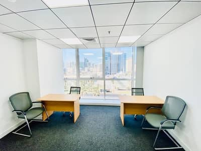 Office for Rent in Hamdan Street, Abu Dhabi - Cost- efficient Affordable Rental Commercial Space