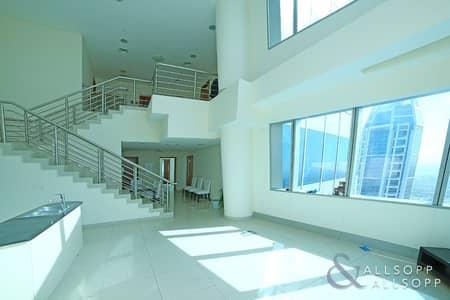 بنتهاوس 4 غرف نوم للبيع في دبي مارينا، دبي - Four Bedroom | Duplex Penthouse | Sea View