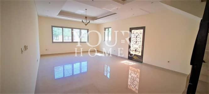 فیلا 4 غرف نوم للايجار في قرية جميرا الدائرية، دبي - NK   Park Facing Semi Detached 4 BHK Villa