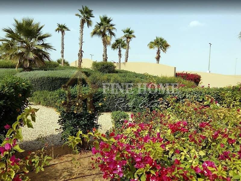 11 Beautiful Studio with a balcony in Al Ghadeer