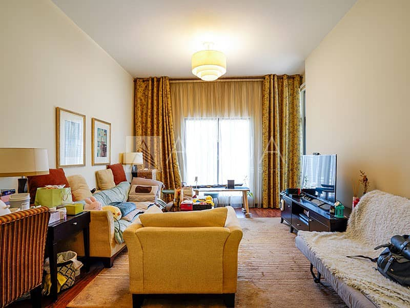 2 Fully Furnished 1 Bed   Full Marina view