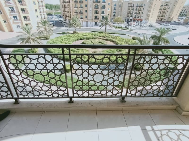 Neat & Clean Studio with Balcony for Rent in Emirates for Family or Executive Bachelors