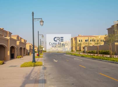 تاون هاوس 3 غرف نوم للايجار في سيرينا، دبي - Single row l Walking distance to pool and park l Type C l Community view l Casa Dora