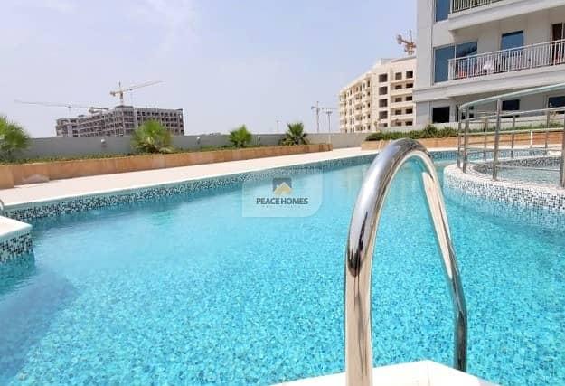 شقة في بناية دانيا A أرجان 1 غرف 32000 درهم - 4766046