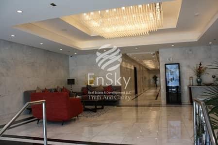 فلیٹ 1 غرفة نوم للايجار في منطقة الكورنيش، أبوظبي - Brand New!! Fully furnished Studio  with MONTHLY PAYMENT