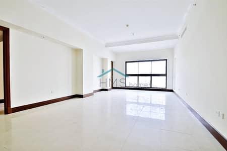 2 Bedroom Apartment for Rent in Palm Jumeirah, Dubai - High floor | Park Facing | Type C