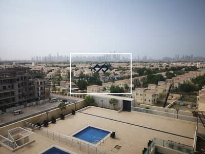 1 Bedroom Apartment for Rent in Jumeirah Village Triangle (JVT), Dubai - Chiller Free I Pool and Townhouse view I Lowest
