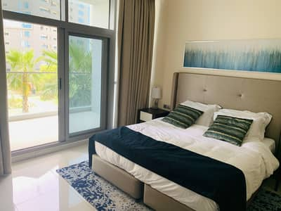 Studio for Rent in Business Bay, Dubai - Fully Furnished Studio   Avanti Tower Business Bay