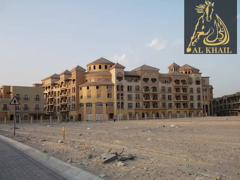 14 Residential G+4 Plot For Sale In Jumeirah Village Circle