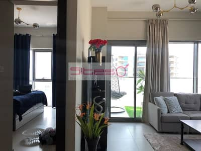 1 Bedroom Flat for Rent in Dubai South, Dubai - Unfurnished 1Bedroom/4 Cheques/Pool view/Near EXPO