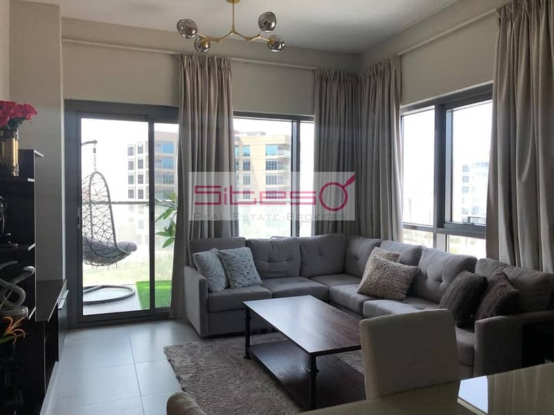 2 Unfurnished 1Bedroom/4 Cheques/Pool view/Near EXPO