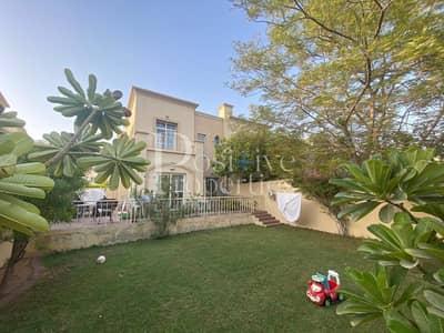 فیلا 3 غرف نوم للبيع في الينابيع، دبي - Immaculate 3E|Close To Park|Vacant October
