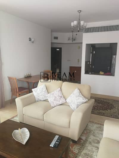 Bright  Fully furnished 2 BR Marina view