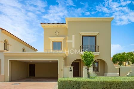 5 Bedroom Villa for Rent in Arabian Ranches 2, Dubai - Pool facing   One of a Kind    Available