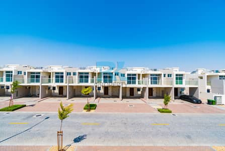 3 Bedroom Townhouse for Rent in Akoya Oxygen, Dubai - Brand New 3-bedroom Townhouse