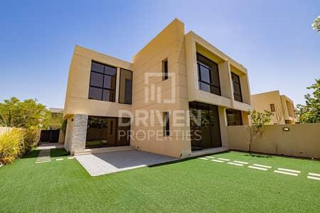 فیلا 4 غرف نوم للايجار في داماك هيلز (أكويا من داماك)، دبي - Best 4 Bedroom Townhouse with Upgraded Garden