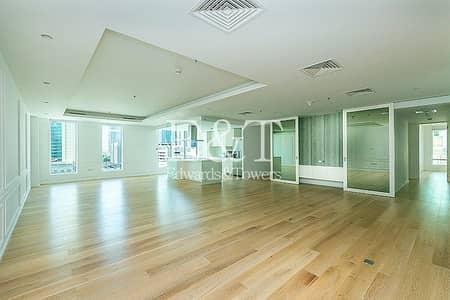 فلیٹ 3 غرف نوم للايجار في مركز دبي المالي العالمي، دبي - Stunning Upgraded Property | DIFC views