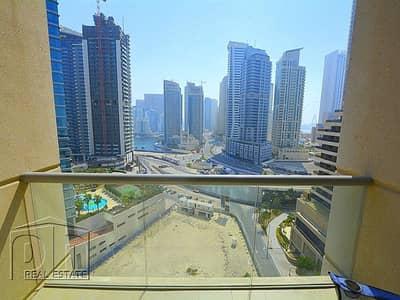 شقة 1 غرفة نوم للبيع في دبي مارينا، دبي - 1 Bed | Open To Offers | Partial Marina View