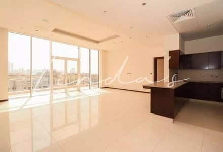 شقة 1 غرفة نوم للايجار في نخلة جميرا، دبي - Spacious unit | beachfront community | Beach access