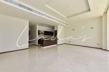 فلیٹ 1 غرفة نوم للايجار في نخلة جميرا، دبي - Private beach | Community views | Low Floor | Spacious