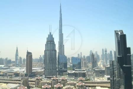 Exclusive 1 BR with Full Burj View