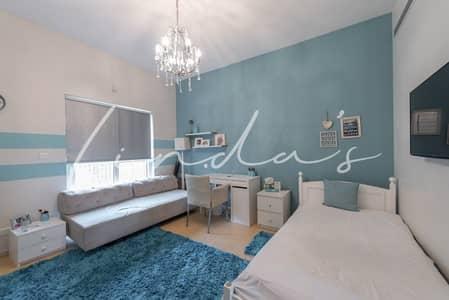 فیلا 4 غرف نوم للبيع في المرابع العربية، دبي - Stunning views of the golf course|Large plot|