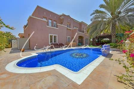 فیلا 6 غرف نوم للبيع في المرابع العربية، دبي - Exclusive 100% Vastu| 6 Bedrooms| Private Pool