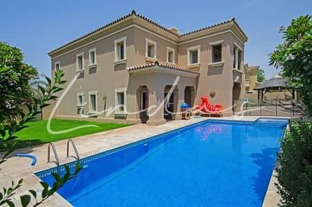 Alvorada 5BR |Private pool | Ready to move