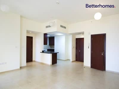 Unfurnished | Balcony | Partial Sea View