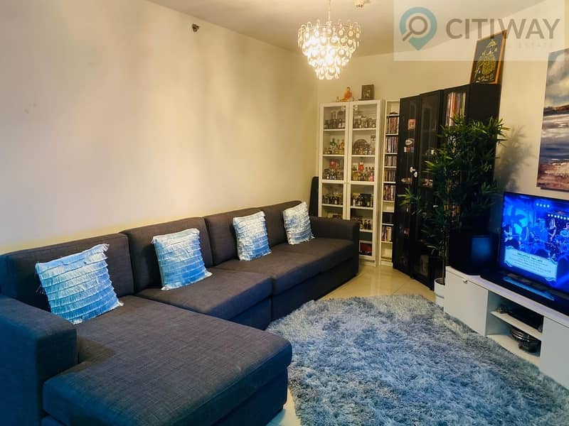 2 BR FURNISHED | Well Maintained | JLT