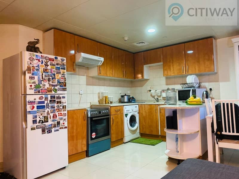 13 2 BR FURNISHED | Well Maintained | JLT