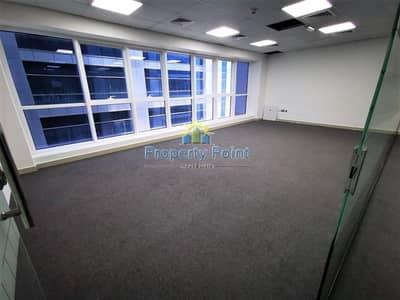 مکتب  للايجار في شارع حمدان، أبوظبي - 158 SQM Office Space for RENT | Good Location and Well Maintained Tower | Hamdan Street