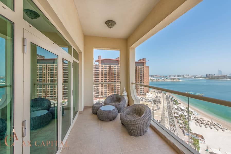 Duplex | Panoramic Sea View | Chiller Free