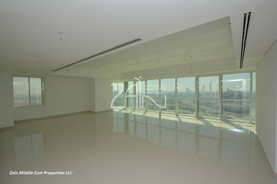 2 Huge High Floor Sea View 4+M Penthouse in Marina Square