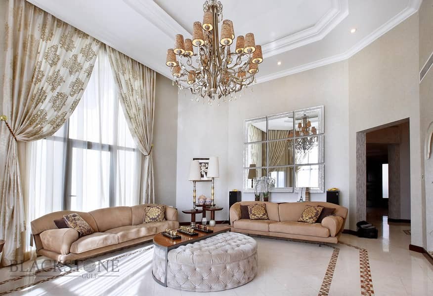 2 Fully Furnished and Fully Upgraded Central Rotunda Villa | Exclusive Listing