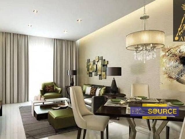 2 Ready to  move Brand new Furnished Apartment on payment Plan.