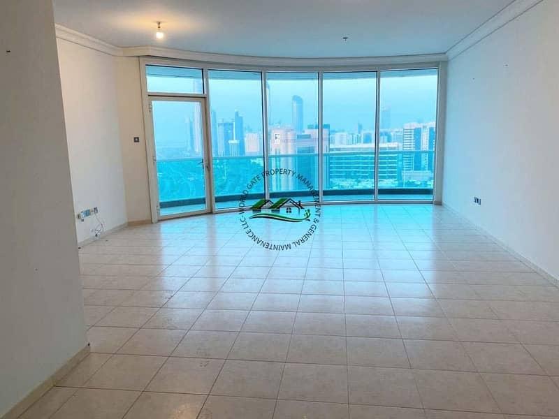 2 Luxurious 3BR Apt + Maid's room + Huge Balcony
