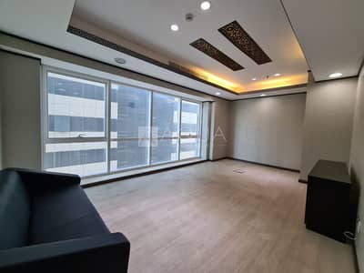 Office for Rent in Sheikh Zayed Road, Dubai - Fully furnished office | Near Metro | SZR