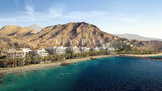 فلیٹ 4 غرف نوم للبيع في العنوان الفجيرة منتجع وسبا، الفجيرة - Luxury Residence| Easy Payment Plan|Resort Lifestyle