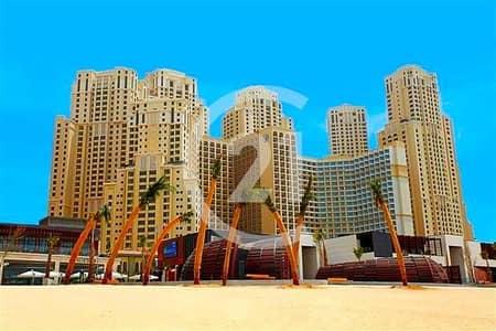 شقة 3 غرف نوم للايجار في جميرا بيتش ريزيدنس، دبي - NO COMMISSION | 2 MONTHS FREE | 3 BR + MAID  FOR RENT | AMWAJ 3 - JBR.