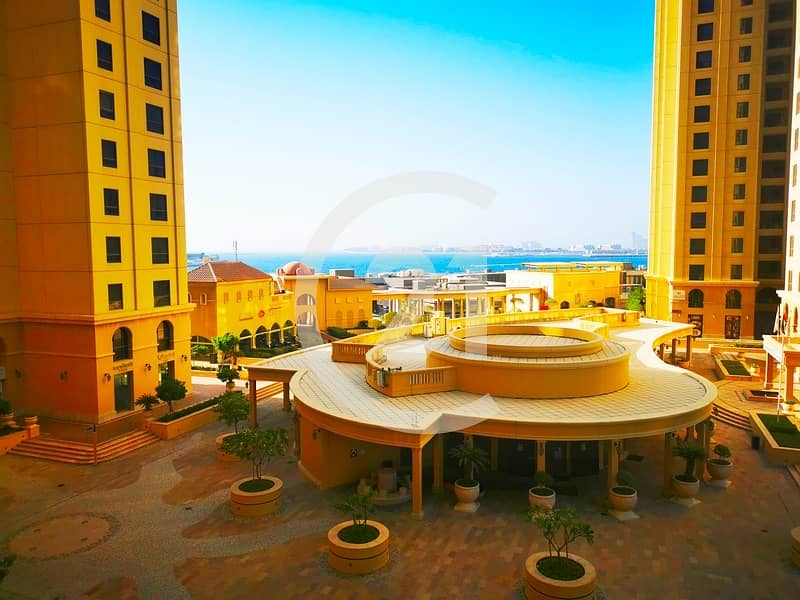 16 14 MONTHS CONTRACT | 0% COMMISSION | 2 BR FOR RENT READY TO MOVE IN | AMWAJ 3 JBR.