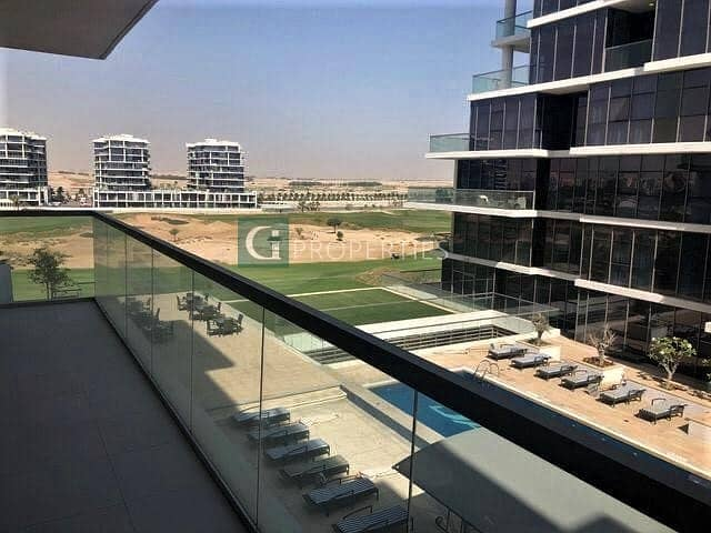 Pool and Golf view| Upgraded | Furnished